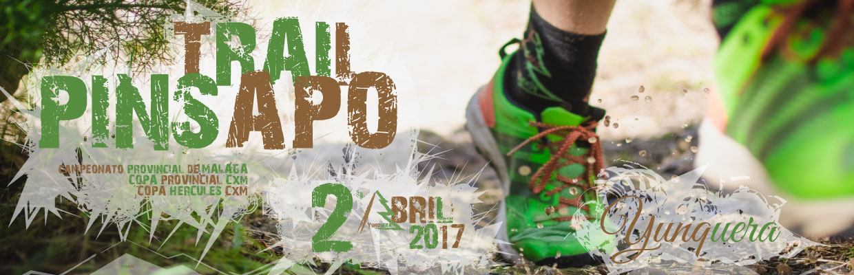 Pinsapo Trail 2017 Cartel
